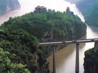 Путешествие по трем каньонам на Янцзы