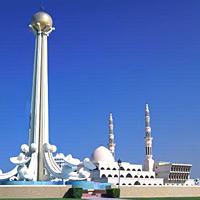 Знакомство с Арабскими Эмиратами