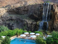 Отель Evason Ma'In Hot Springs by Six Senses