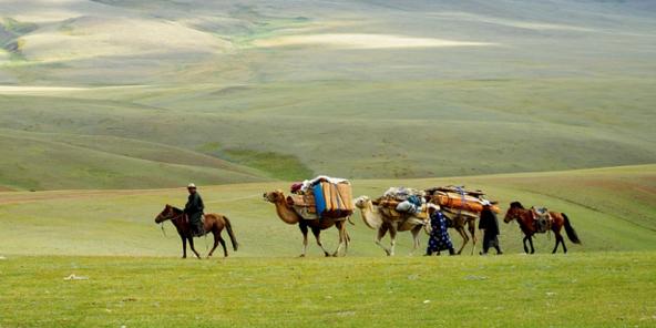 Путешествие в сердце пустыни Гоби