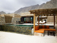 Отель Six Senses Zighy Bay