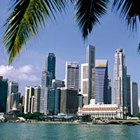 Лучшие зимние направления: Сингапур
