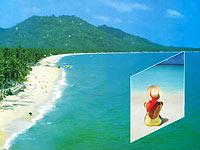 Бескрайние пляжи Самуи
