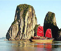 В краю синего моря Вьетнама