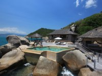 Отель Six Senses Ninh Van Bay