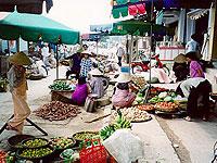 Рынок Хой Ан