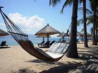 Вьетнам. Пляж курорта Ня Чанг