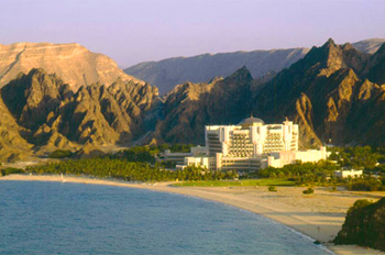 отель Al Bustan Palace