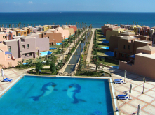 Отель Centara Grand Beach Resort & Spa Sokhna