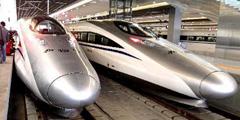 высокоскоростная линия Шанхай - Ханчжоу