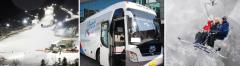 Бесплатные шатл-автобусы до провинции Канвон-до