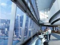 Смотровая площадка в Гонконге