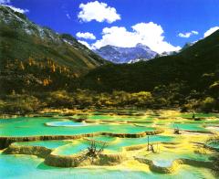 Хуанлун, Китай