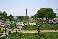 парк в Аль-Айн