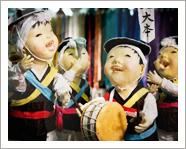 Фестиваль корейской традиционной бумаги «ханчжи» в Вончжу