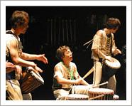Фестиваль барабанов в Сеуле