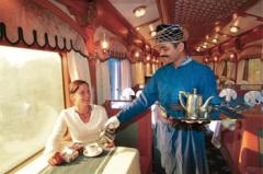 железнодорожный вояж по Индии