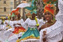 Карнавал на Сейшелах